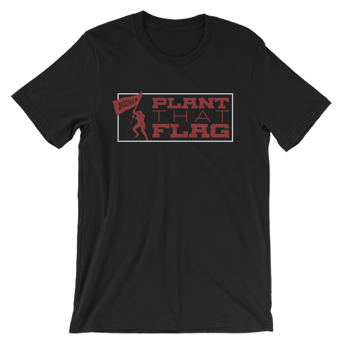 Plant That Flag Unisex T-Shirt