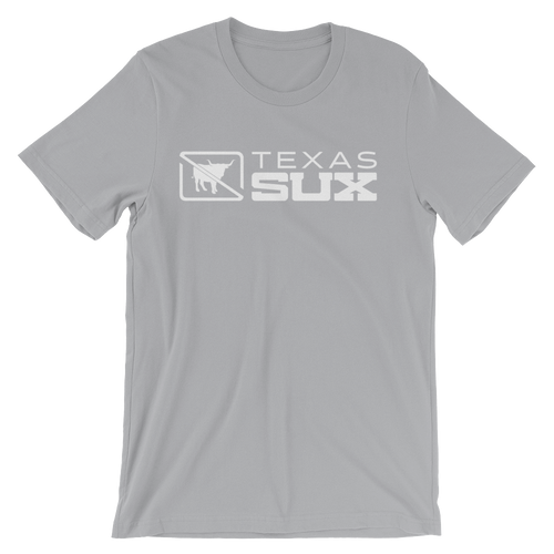 No Bull Texas SUX Unisex T-shirt