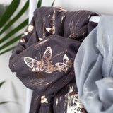 Sparkly Butterfly Scarf