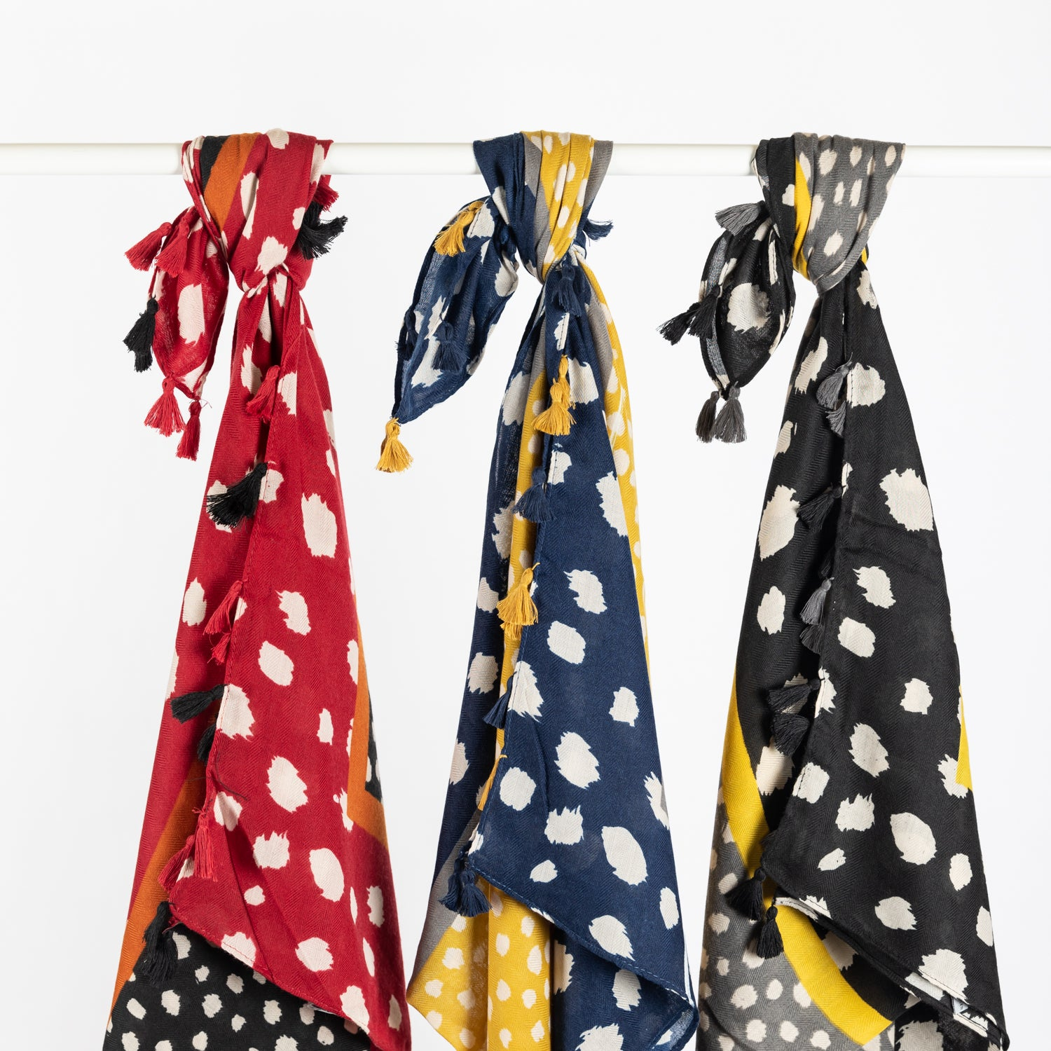 Dots and Spots Scarf