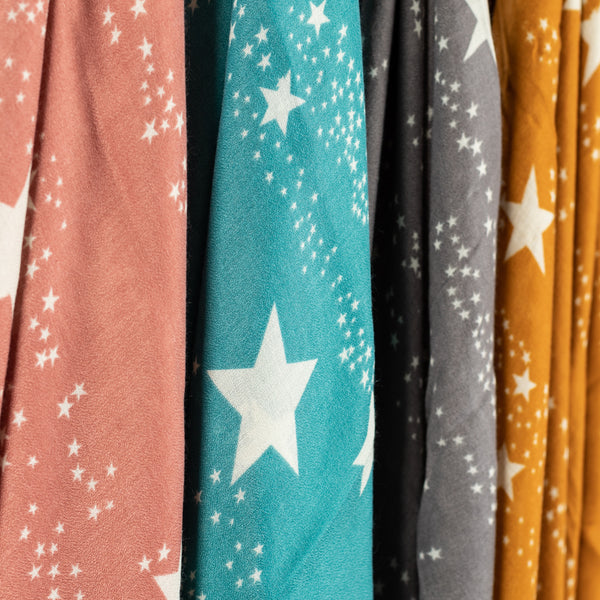 Super Star Scarf