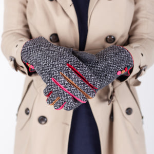 Herringbone Gloves