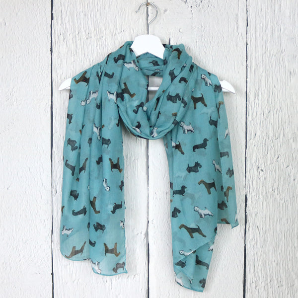 Top Dog Scarf