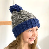 Children's Unisex Pom Pom Hat