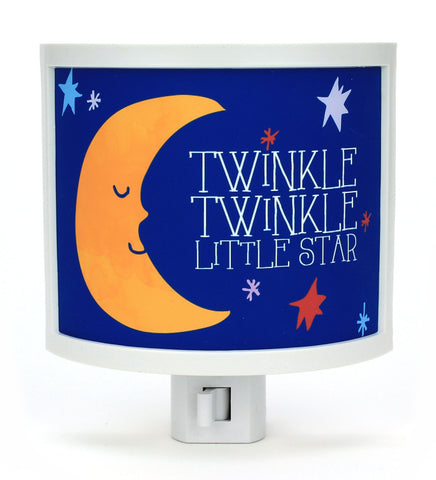 Twinkle Twinkle Little Star Night Light