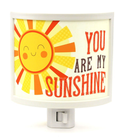 You are My Sunshine Night Light