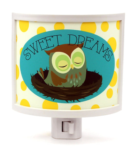 Sweet Dreams Night Light