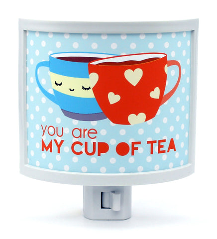 Sweet Cup of Tea Night Light