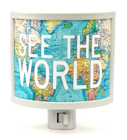 See the World Night Light