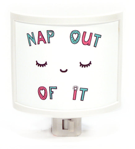 Nap Out of It Night Light