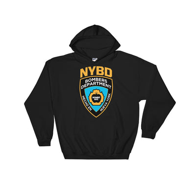 Five-O Hooded Sweatshirt