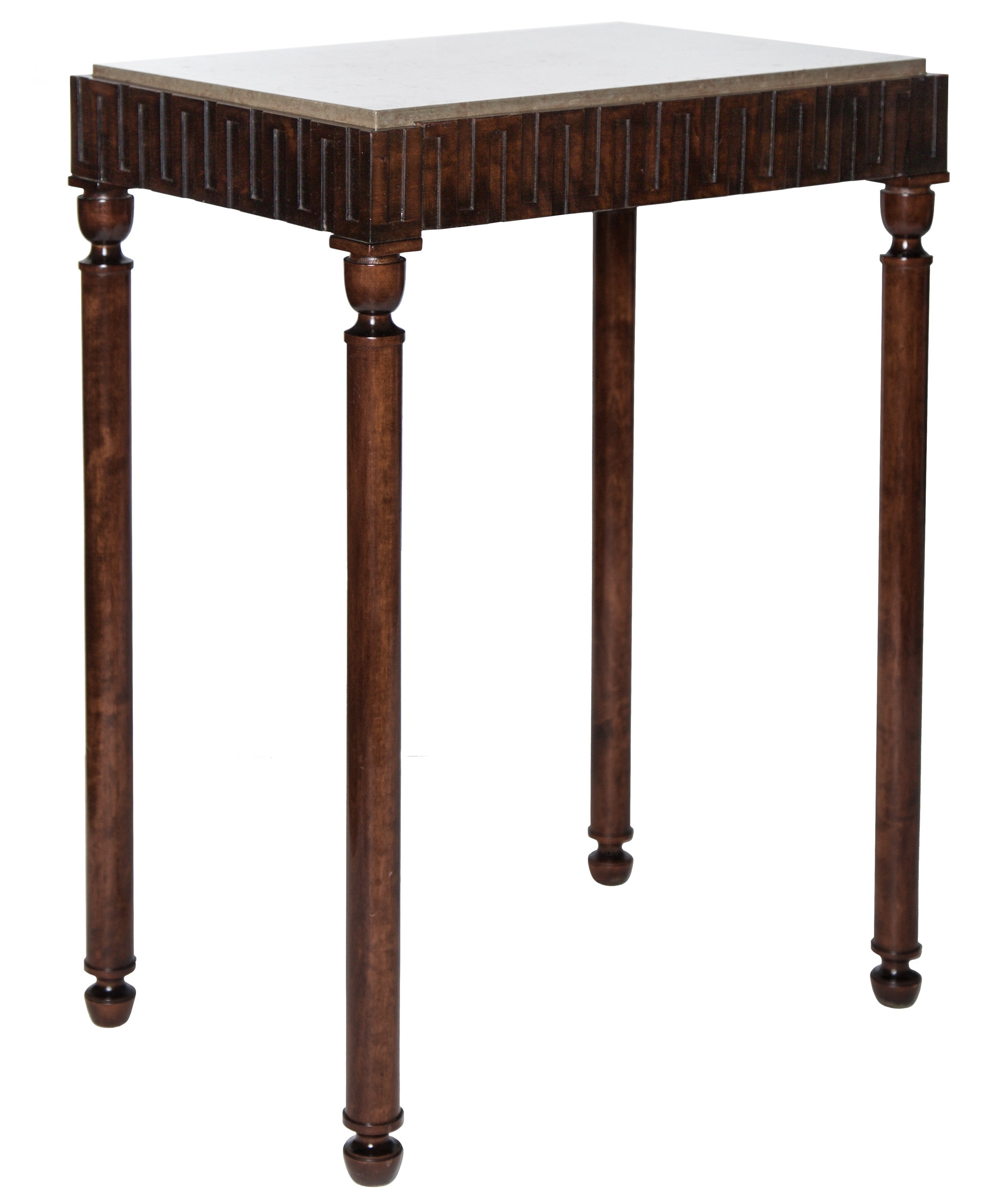 Axel Einar Hjorth Coolidge Console Table with Marble Top, 1929 - The Exchange Int
