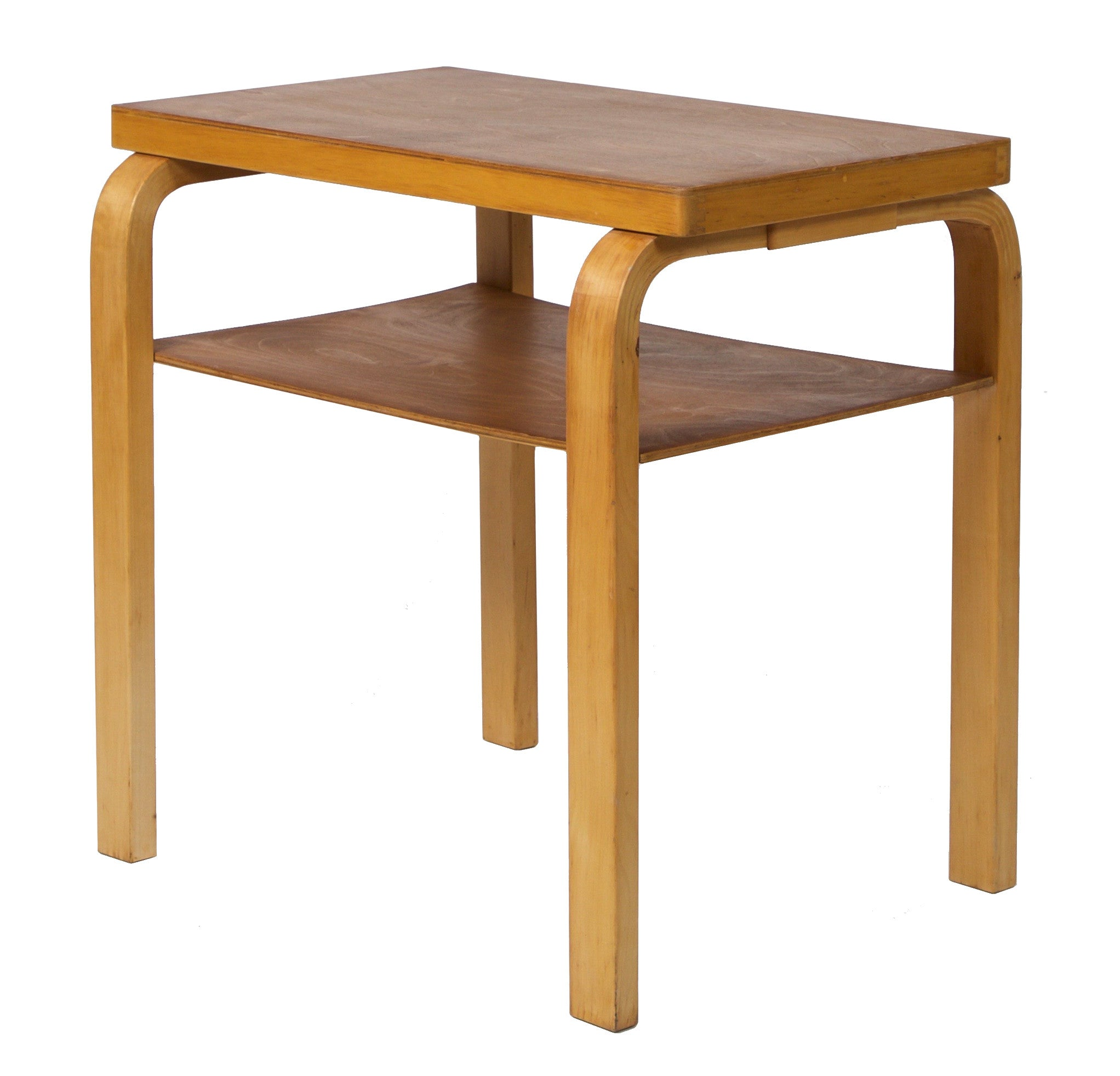 Early Edition Alvar Aalto Side Table, 1930s - The Exchange Int