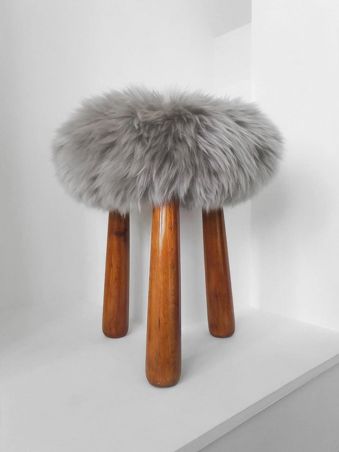 Philip Arctander Tripod Stool, 1940s - The Exchange Int