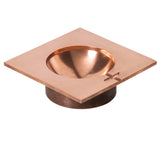 Tapio Wirkkala Rare Copper Dish, circa 1960, Hopeakeskus OY, Finland - The Exchange Int