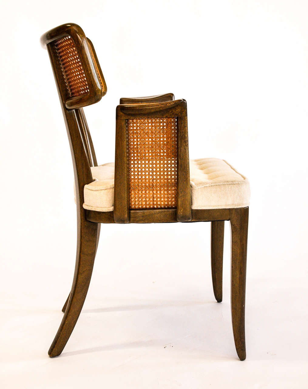 Set of 6 Dining Chairs by Edward Wormley for Dunbar, 1950s - The Exchange Int