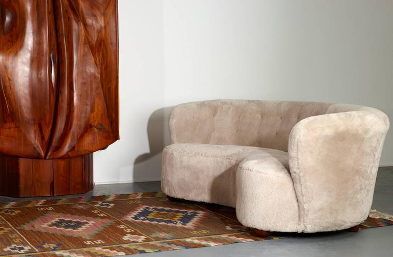 Danish Cabinetmaker Sofa, 1940 - The Exchange Int
