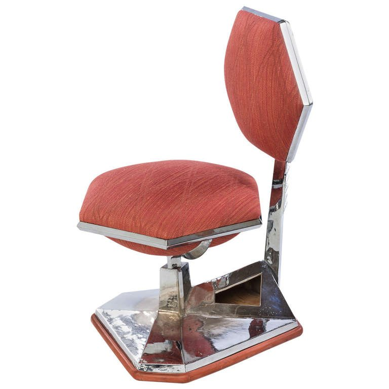 Frank Lloyd Wright Chair From Price Tower, 1956   The Exchange Int ...