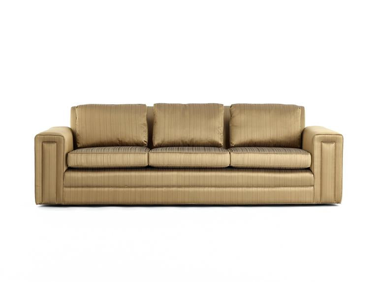 Paul Frankl Custom Sofa, 1940s Pair Available - The Exchange Int