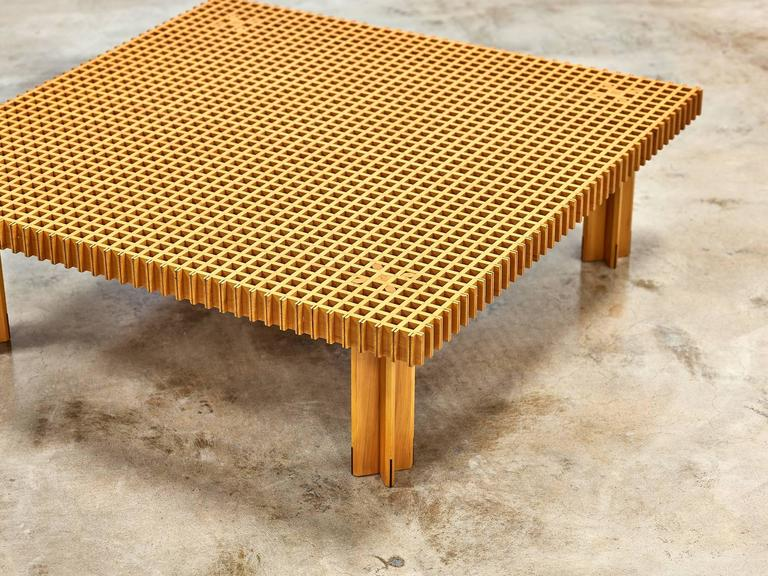 Gianfranco Frattini Kyoto Coffee Table by Knoll, 1974 - The Exchange Int