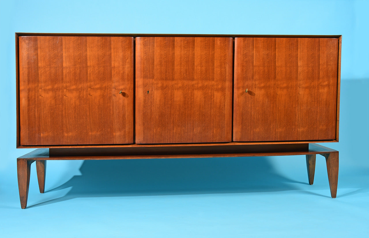 Gio Ponti Cabinet for Singer & Sons, 1950s - The Exchange Int