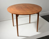 Hans J. Wegner Game Table for Fritz Hansen, 1967 - The Exchange Int