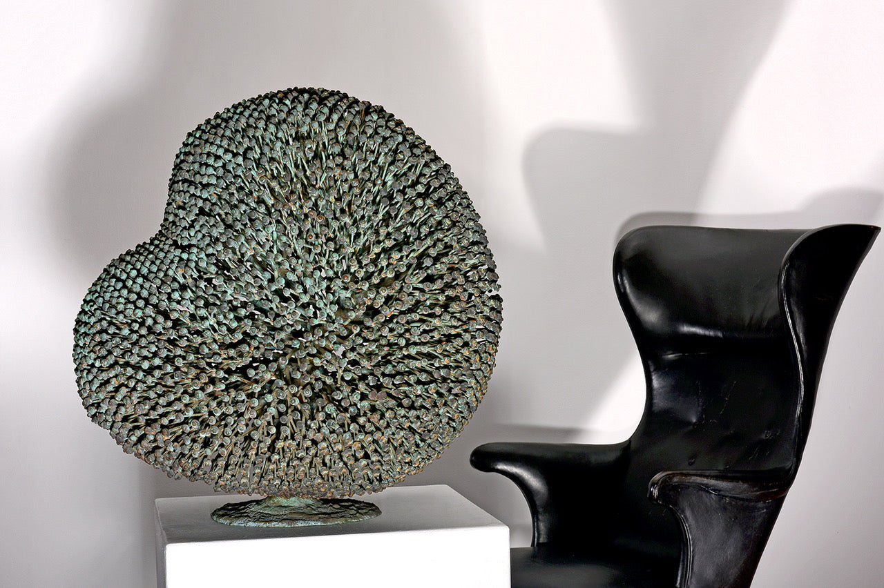Harry Bertoia Bush Form Sculpture, 1973 - The Exchange Int