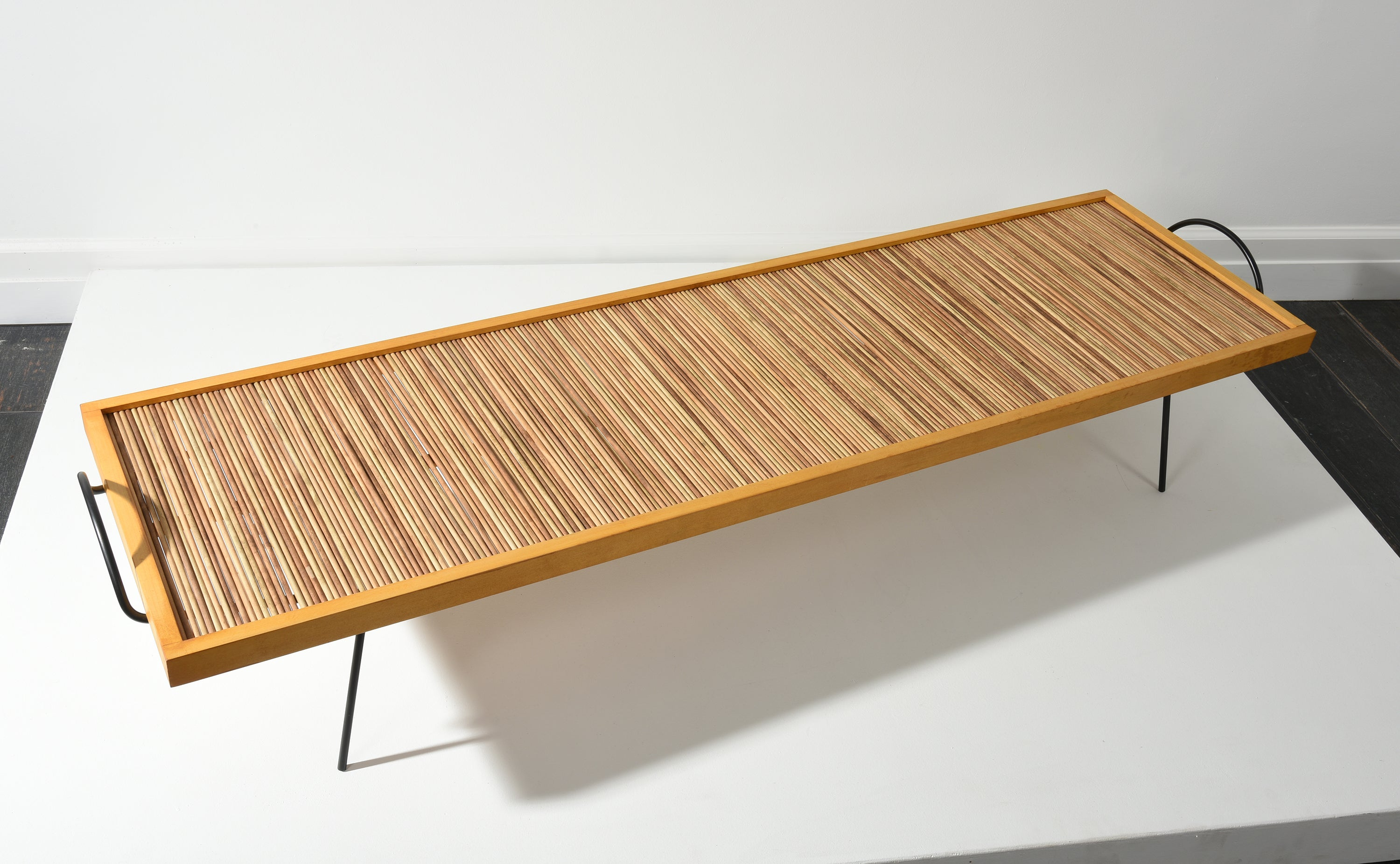 Laverne Table by William Katavolos, Ross Littell and Douglas Kelley, 1940s - The Exchange Int