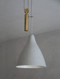 Lisa Johansson-Pape Counter Balance Ceiling Light, 1940s - The Exchange Int