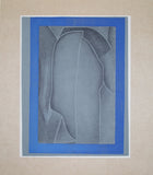 "Rare Lithograph ""Zwei, Sich Küssend"" by Meret Oppenheim, 1961 - The Exchange Int"