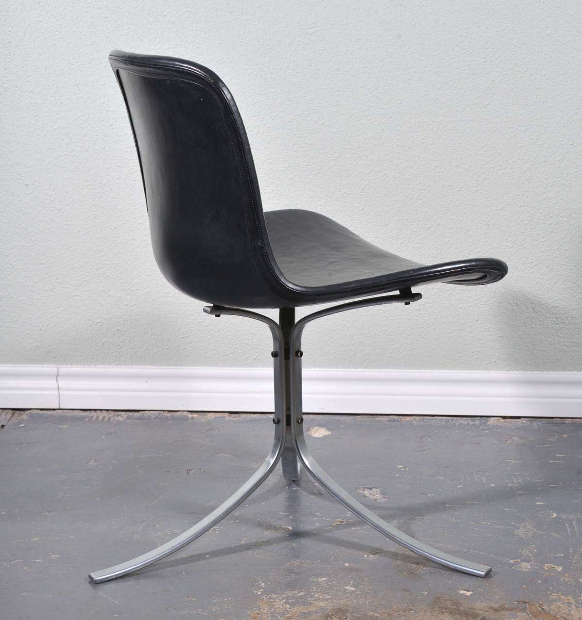 Poul Kjaerholm PK 9 Chair (6) for E. Kold Christensen - The Exchange Int