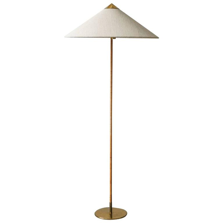 Paavo Tynell Floor Lamp for Taito, Model 9602, 1940s - The Exchange Int