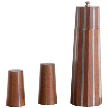 Pepper Mill and Shaker, Paul Evans and Phillip Lloyd Powell, 1957 - The Exchange Int