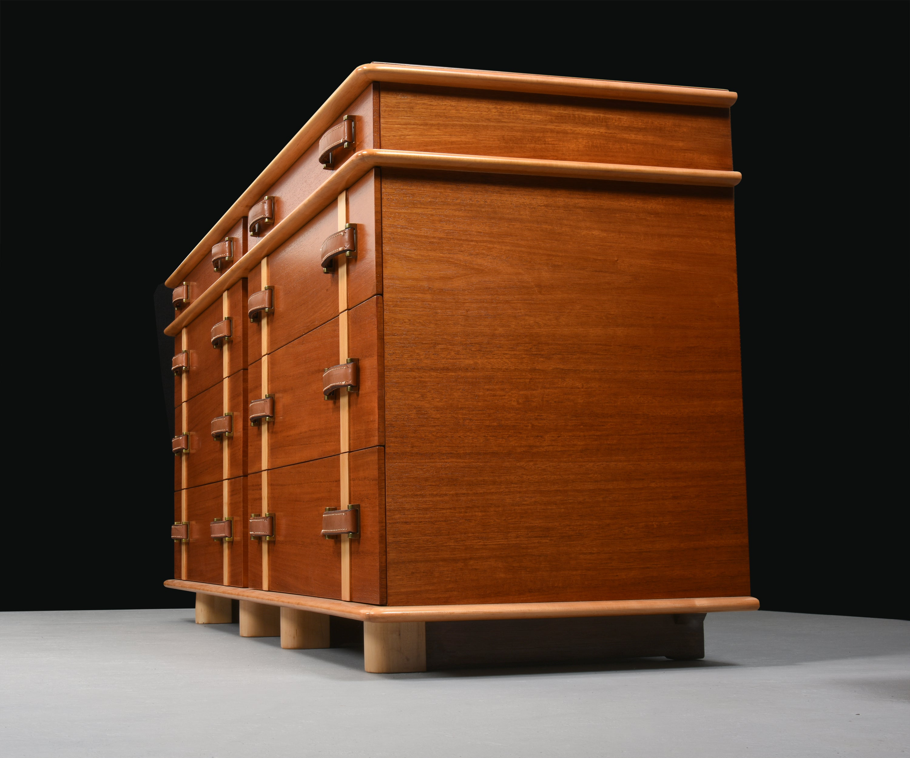 ... Paul Frankl Cabinet For Johnson Furniture Company, Station Wagon  Series, 1945 ...