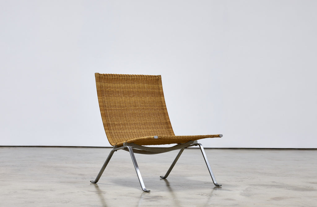 Poul Kjaerholm for E Kold Christensen Chair, Model PK-22
