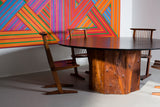 Phillip Lloyd Powell Hand-Sculpted Dining Table, 1960s - The Exchange Int