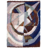 "Ritva Puotila, ""White Water"" Rug, Finland, 1950s - The Exchange Int"