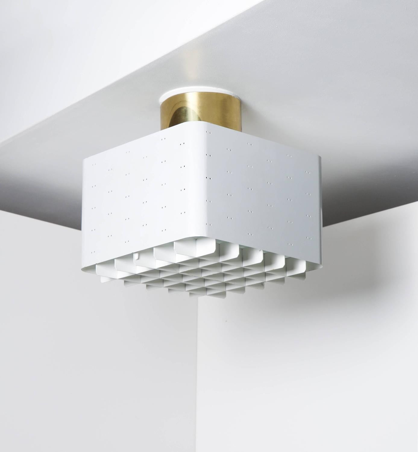 Paavo Tynell Ceiling Lamp, Model 9068