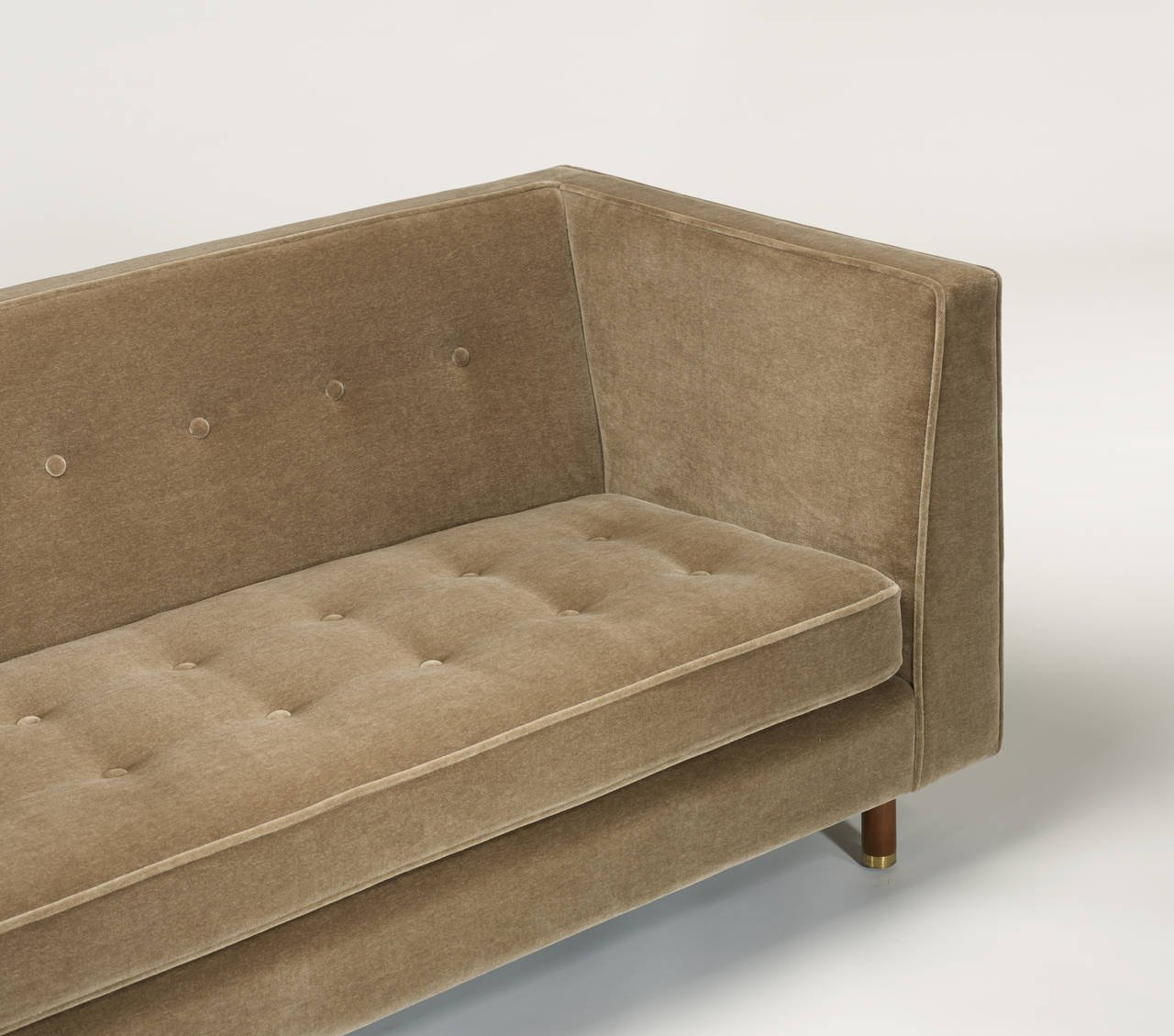Sofa by Edward Wormley for Dunbar, 1950s - The Exchange Int