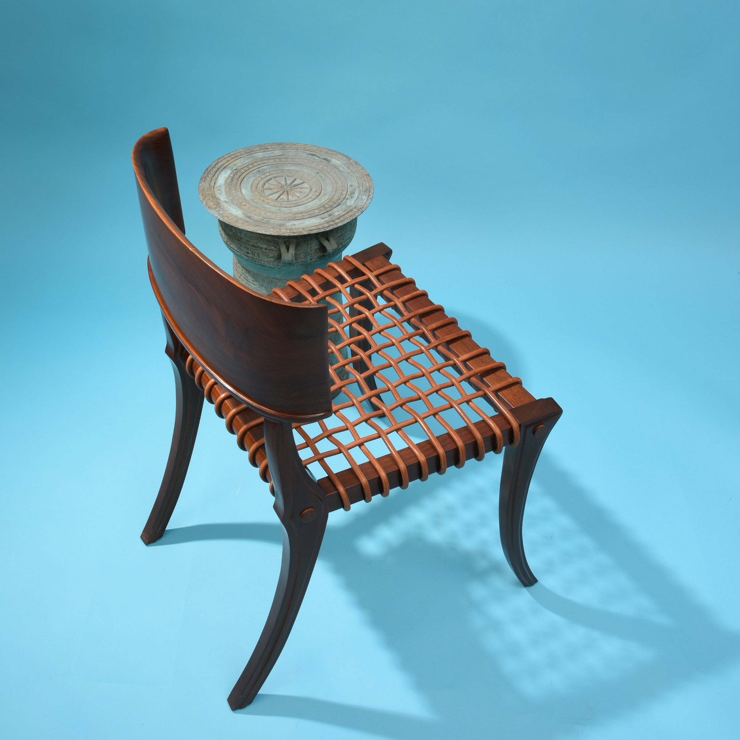 Klismos Chair by T.H. Robsjohn Gibbings for Widdicomb - The Exchange Int