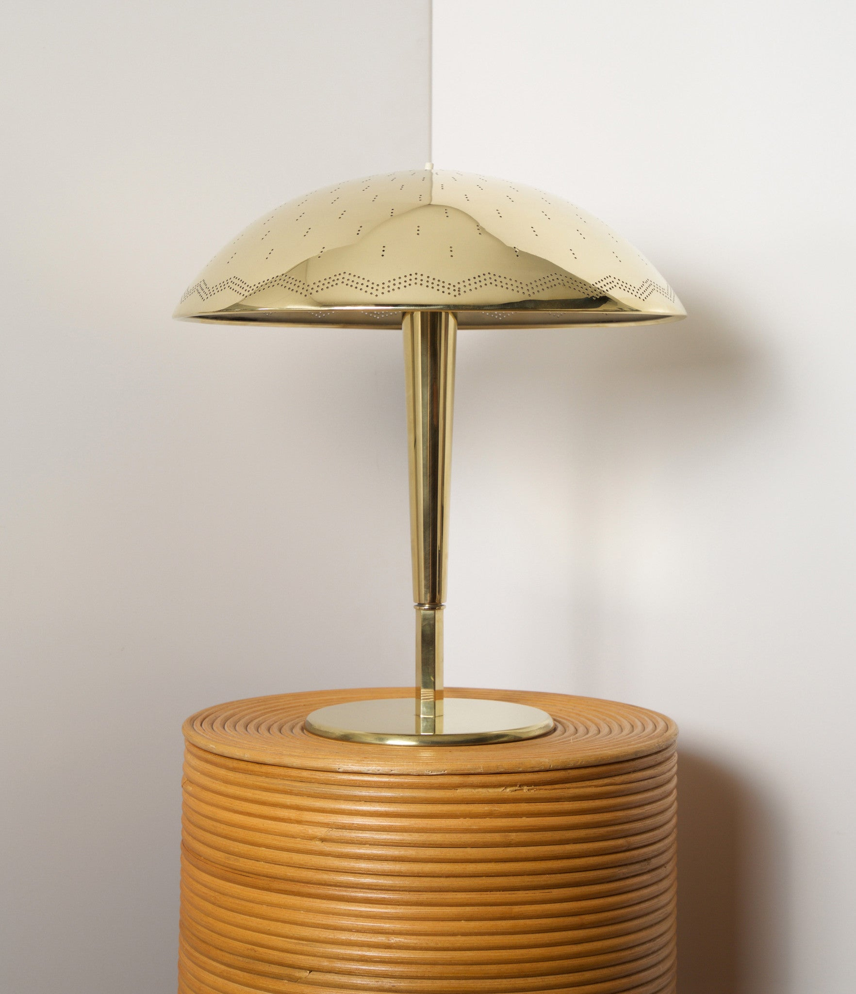 Paavo Tynell, Pair of Table Lamps, Model 5061, Taito Oy, Finland, 1940s