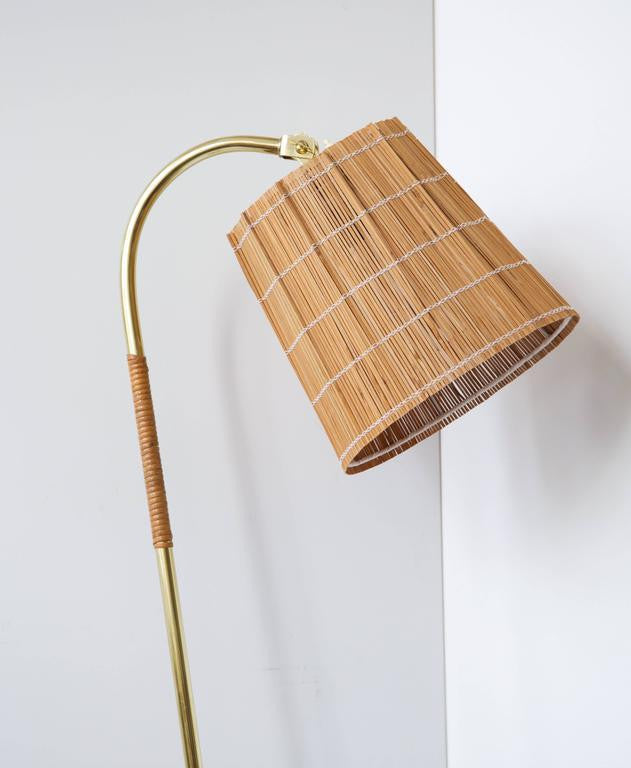 Paavo Tynell Floor Lamp, Idman Oy, 1950s - The Exchange Int