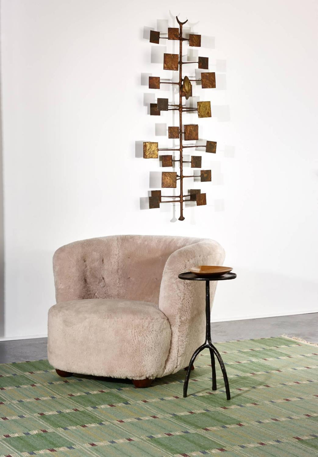 "Harry Bertoia Untitled, ""Multi-Plane,"" 1950s - The Exchange Int"