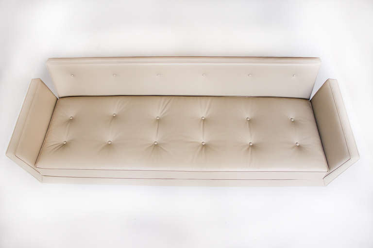 Edward Wormley for Dunbar Open Arm Sofa, 1950s - The Exchange Int