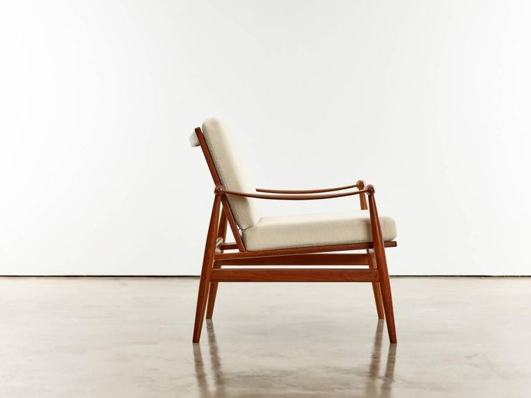 "Finn Juhl ""Spade"" Chair, 1950s - The Exchange Int"