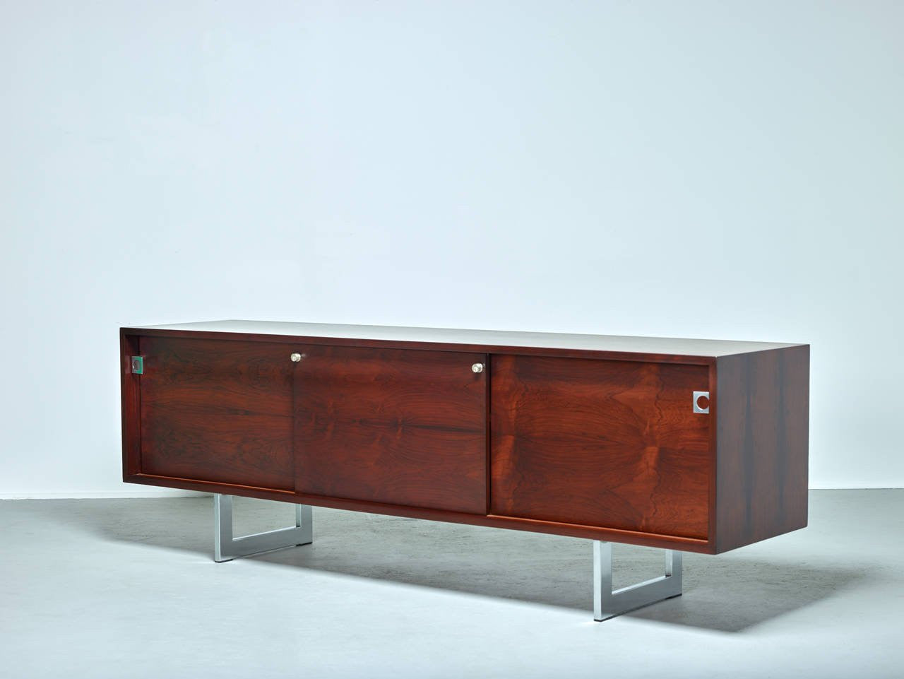 Bodil Kjaer Cabinet for E. Pedersen & Son, 1960 - The Exchange Int
