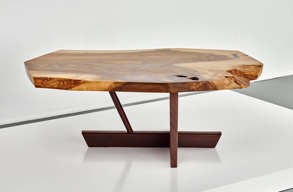 George Nakashima Minguren II Coffee Table Rosewood, 1978