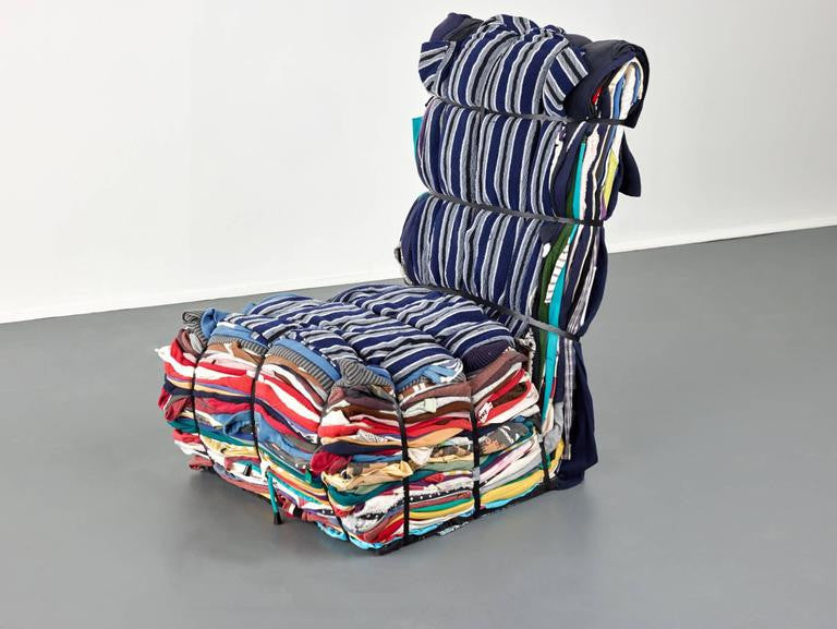 Tejo Remy Rag Chair for Droog Design