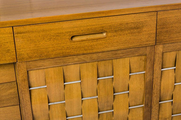 Sideboard / Cabinet Edward Wormley for Dunbar, 1950s - The Exchange Int