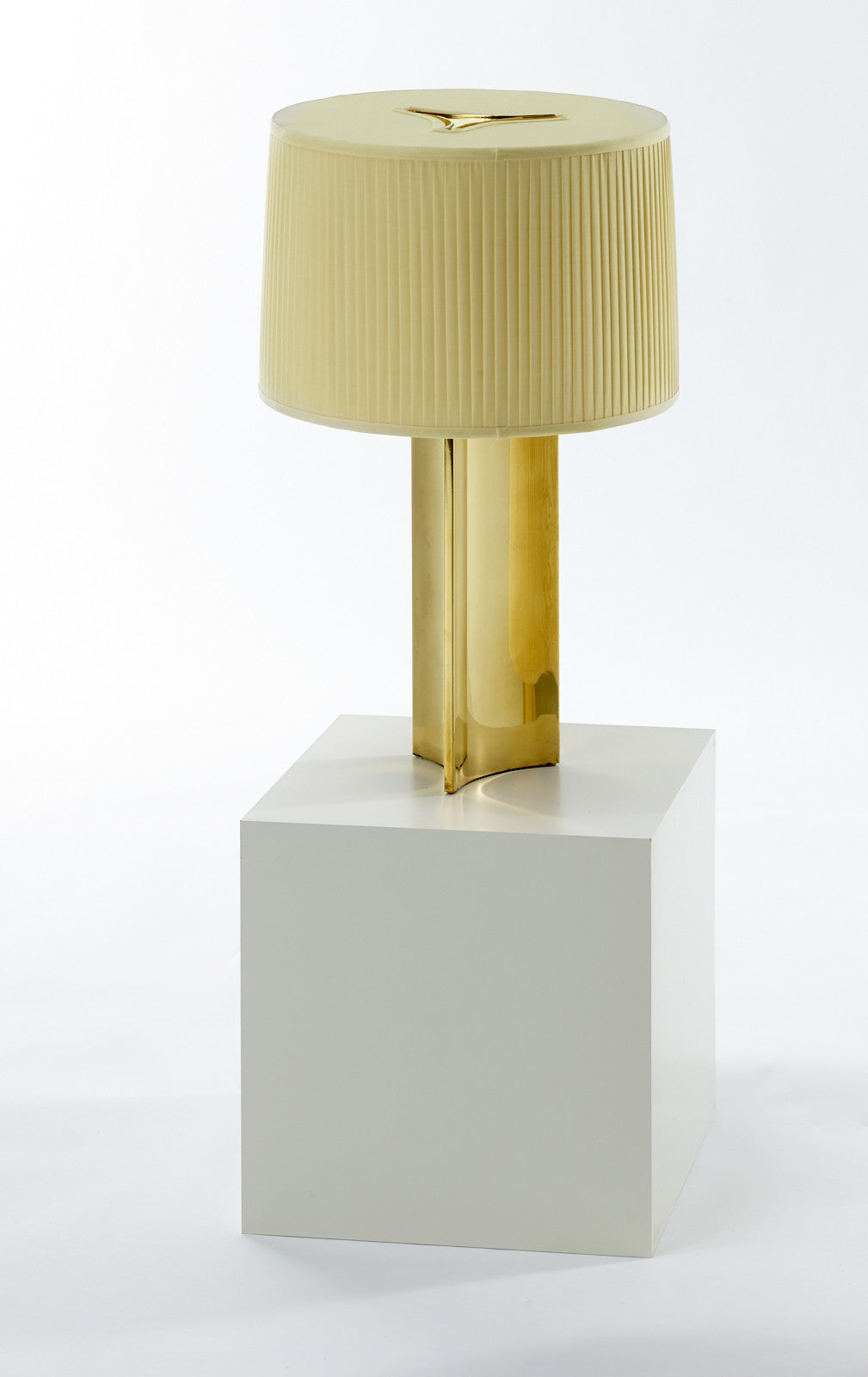 Paavo Tynell Pair of Rare Table Lamps, Model 10405, 1940s - The Exchange Int